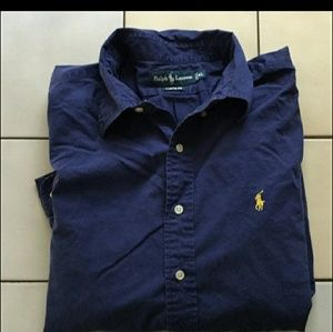 POLO Ralph Lauren long sleeve mens size XL